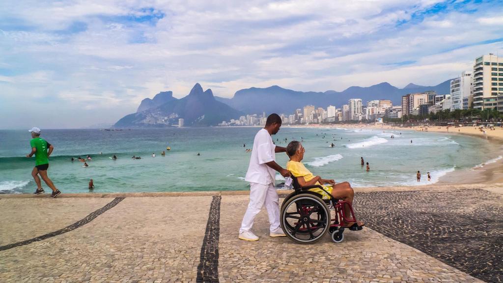 Guida turistica per disabili